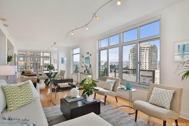 1310 Fillmore Street #901, San Francisco, CA 94115 (#506151) :: Corcoran Global Living