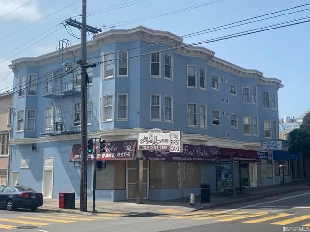 5901 Geary Boulevard, San Francisco, CA 94121 (MLS #506165) :: Keller Williams San Francisco