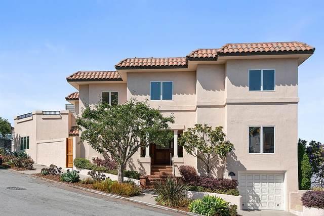 170 Upper Terrace, San Francisco, CA 94117 (#506224) :: Corcoran Global Living
