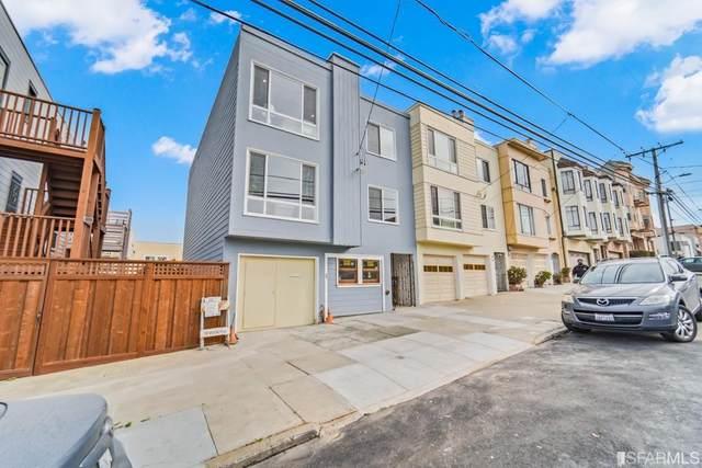 3844-3846 Irving Street, San Francisco, CA 94122 (MLS #506247) :: Keller Williams San Francisco