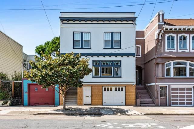 731 8th Avenue, San Francisco, CA 94118 (#506273) :: Corcoran Global Living