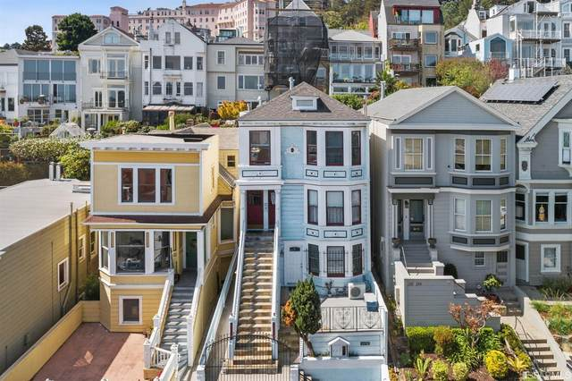 158-160 Alpine Terrace, San Francisco, CA 94117 (#506281) :: Corcoran Global Living