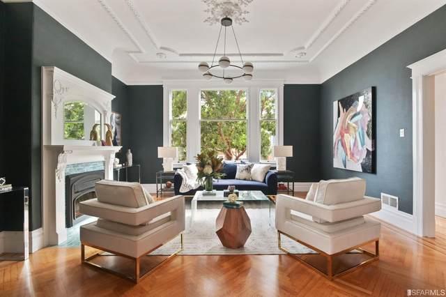 3039 Octavia Street, San Francisco, CA 94123 (#506402) :: Corcoran Global Living