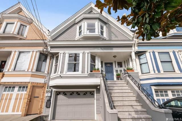 517 8th Avenue, San Francisco, CA 94118 (#506443) :: Corcoran Global Living