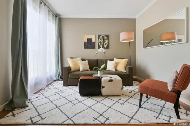 1325 Divisadero Street #205, San Francisco, CA 94115 (#506559) :: Corcoran Global Living