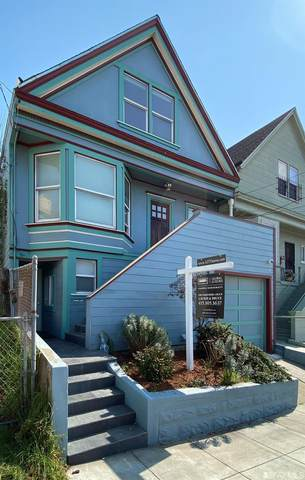 327 Vienna Street, San Francisco, CA 94112 (MLS #506565) :: Keller Williams San Francisco