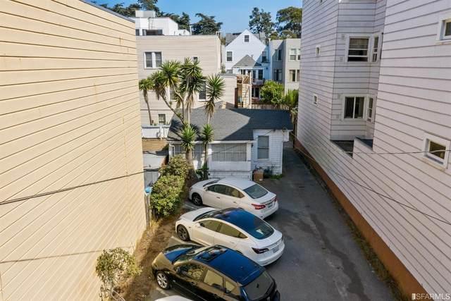 428 15th Avenue, San Francisco, CA 94118 (#506568) :: Corcoran Global Living