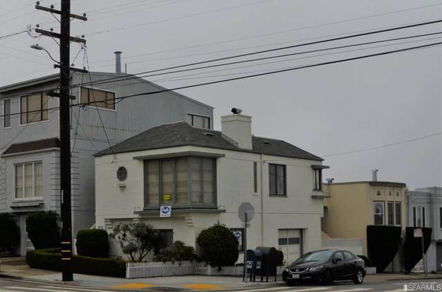 2001 18th Avenue, San Francisco, CA 94116 (#506587) :: Corcoran Global Living