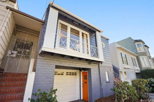 57 Saturn Street, San Francisco, CA 94114 (#506596) :: Corcoran Global Living