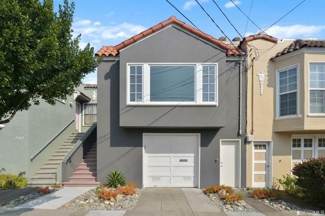 2464 15th Avenue, San Francisco, CA 94116 (#506647) :: Corcoran Global Living