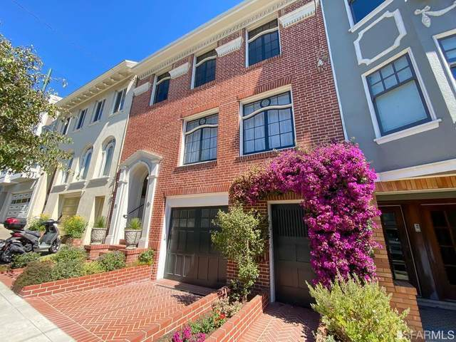 28 Atalaya Terrace, San Francisco, CA 94117 (#506661) :: Corcoran Global Living
