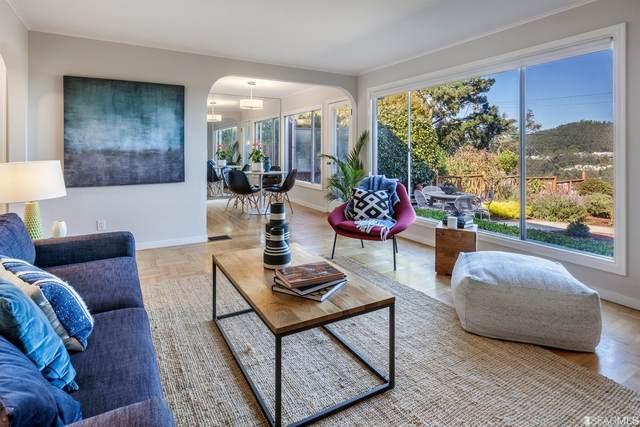 1936 Funston Avenue, San Francisco, CA 94116 (#506703) :: Corcoran Global Living