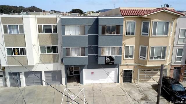 1254 48th Avenue, San Francisco, CA 94122 (MLS #506788) :: Keller Williams San Francisco
