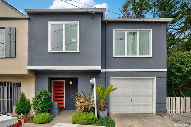 25 Sunview Drive, San Francisco, CA 94131 (#506867) :: Corcoran Global Living