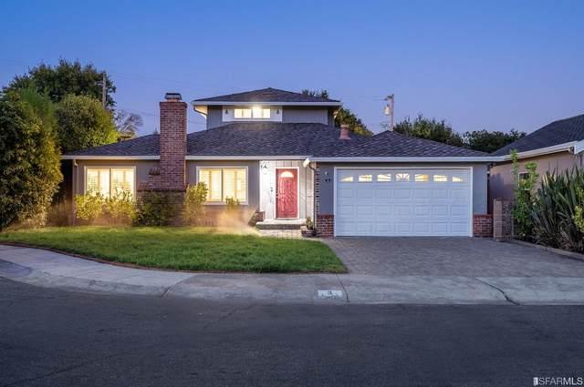 3 Ray Court, Burlingame, CA 94010 (MLS #506873) :: Keller Williams San Francisco