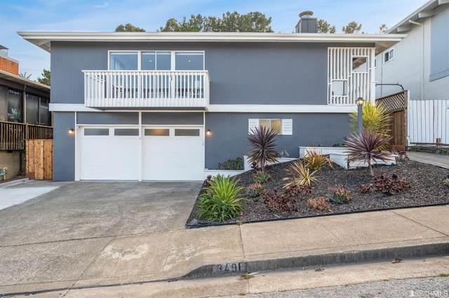 3491 Fleetwood Drive, San Bruno, CA 94066 (#506883) :: Corcoran Global Living