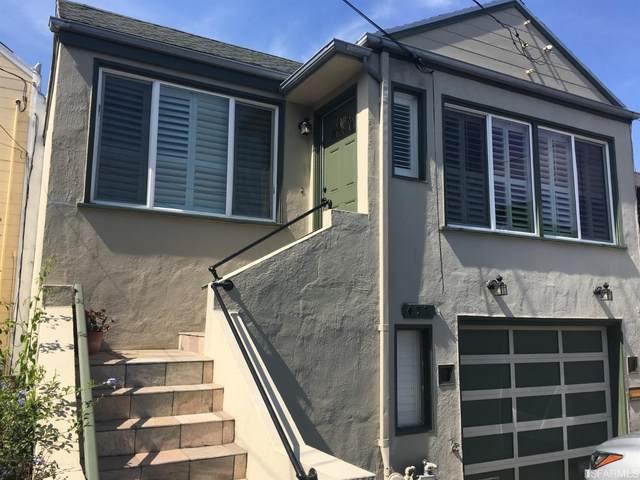 471 Vernon Street, San Francisco, CA 94132 (#506964) :: Corcoran Global Living