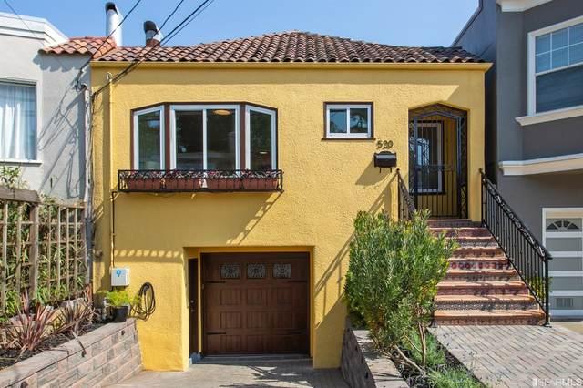 520 Foerster Street, San Francisco, CA 94127 (#507047) :: Corcoran Global Living