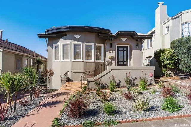 175 Hazelwood Avenue, San Francisco, CA 94112 (#507050) :: Corcoran Global Living