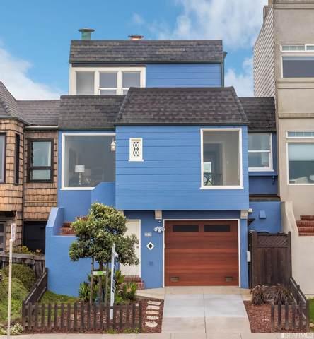 2534 Great Highway, San Francisco, CA 94116 (#507089) :: Corcoran Global Living