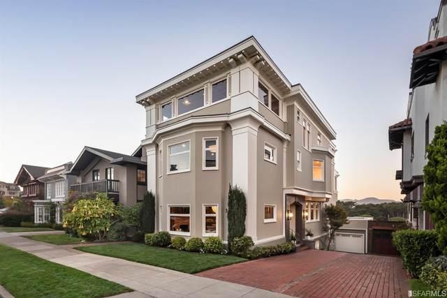 34 W West Clay Street, San Francisco, CA 94121 (MLS #507113) :: Keller Williams San Francisco