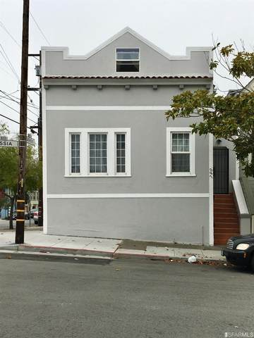780 Russia Avenue, San Francisco, CA 94112 (MLS #507169) :: Keller Williams San Francisco