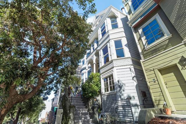 1376 Masonic Avenue, San Francisco, CA 94117 (MLS #507197) :: Keller Williams San Francisco