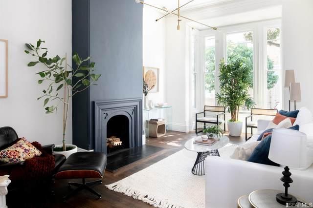 762 Fell Street A, San Francisco, CA 94117 (#507293) :: Corcoran Global Living