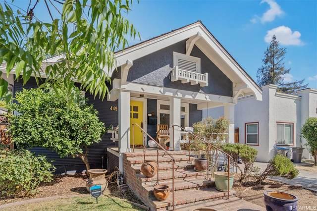 449 Coe Avenue, San Jose, CA 95125 (MLS #507300) :: Keller Williams San Francisco