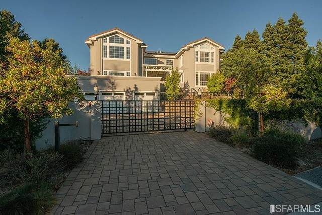 48 Southdown Court, Hillsborough, CA 94010 (#507311) :: Corcoran Global Living