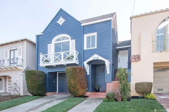 1718 17th Avenue, San Francisco, CA 94122 (#507323) :: Corcoran Global Living