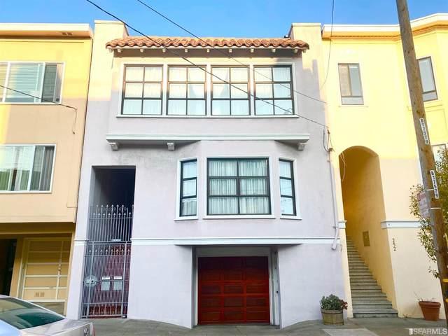 246-248 27th Avenue, San Francisco, CA 94121 (#507437) :: RE/MAX Accord (DRE# 01491373)