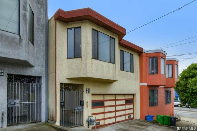 106-108 Vernon Street, San Francisco, CA 94132 (MLS #507478) :: Keller Williams San Francisco