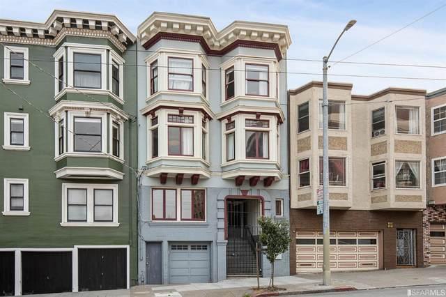 1821 Hayes Street, San Francisco, CA 94117 (#507510) :: Corcoran Global Living