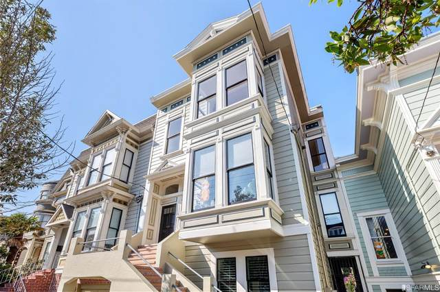 1628 Hayes Street, San Francisco, CA 94117 (#507637) :: Corcoran Global Living