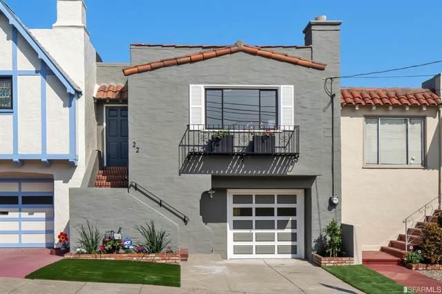 22 Shawnee Avenue, San Francisco, CA 94112 (MLS #507651) :: Keller Williams San Francisco