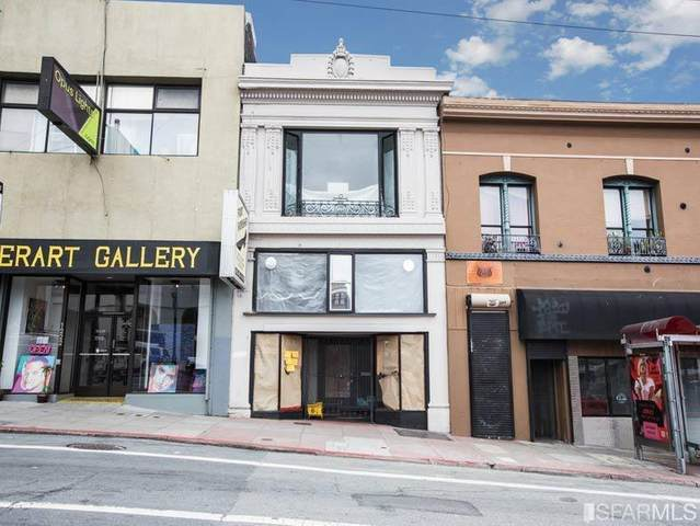 1214 Sutter Street, San Francisco, CA 94109 (MLS #507771) :: Keller Williams San Francisco