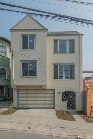 750-752 35th Avenue, San Francisco, CA 94121 (MLS #507787) :: Keller Williams San Francisco