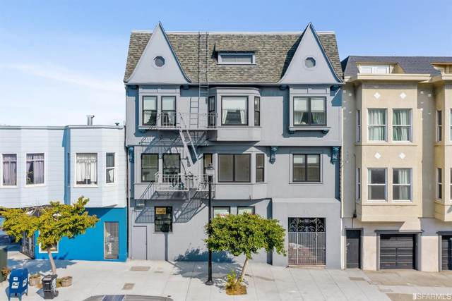 810 Masonic Avenue, San Francisco, CA 94117 (MLS #507805) :: Keller Williams San Francisco