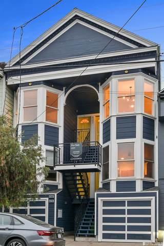 4380 17th Street B, San Francisco, CA 94114 (#507823) :: Corcoran Global Living