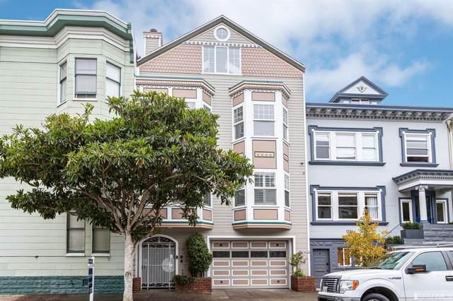 1243 5th Avenue #2, San Francisco, CA 94122 (#507846) :: Corcoran Global Living