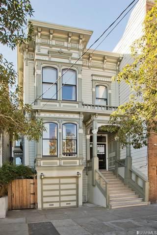 529 Broderick Street A, San Francisco, CA 94117 (#507851) :: Corcoran Global Living