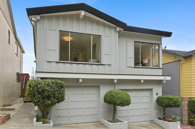 221 Christopher Drive, San Francisco, CA 94131 (MLS #507852) :: Keller Williams San Francisco
