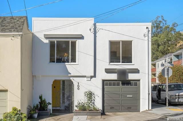 100 Farnum Street, San Francisco, CA 94131 (#507853) :: Corcoran Global Living