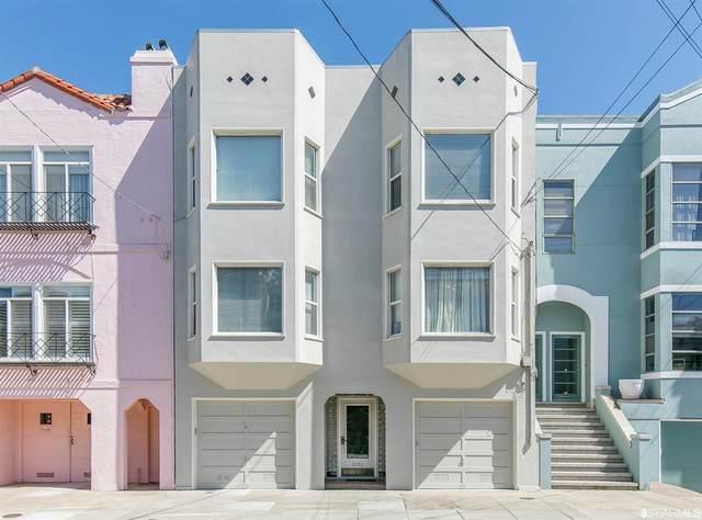 2250 Greenwich Street, San Francisco, CA 94123 (#507854) :: Corcoran Global Living