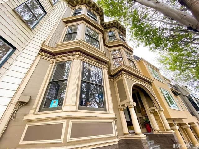 251 Noe Street, San Francisco, CA 94114 (MLS #507892) :: Keller Williams San Francisco