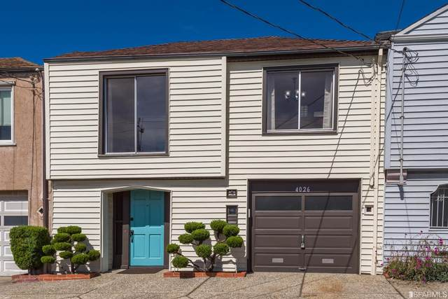 4026 Ulloa Street, San Francisco, CA 94116 (#507930) :: Corcoran Global Living