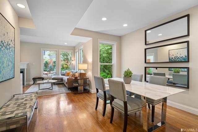 261-A Henry Street, San Francisco, CA 94114 (#507947) :: Corcoran Global Living