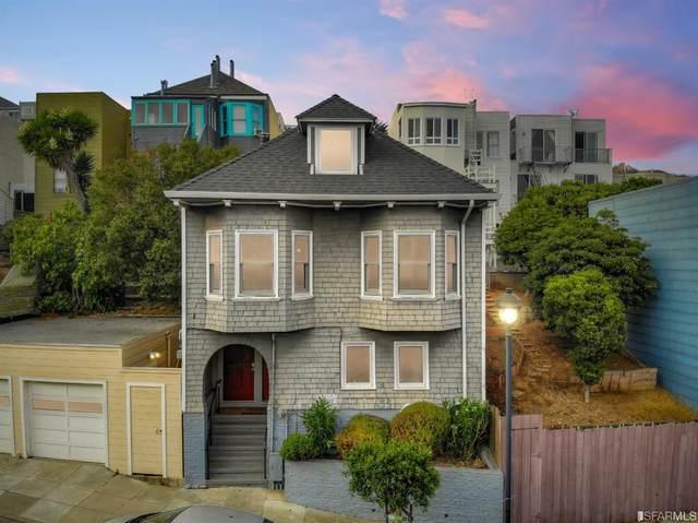 132 Corbett Avenue, San Francisco, CA 94114 (#507984) :: Corcoran Global Living