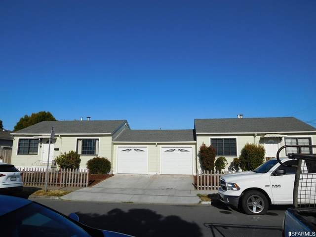 885-891 3rd Avenue, San Bruno, CA 94066 (MLS #507986) :: Keller Williams San Francisco